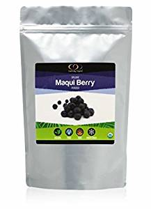 Maqui Berry Powder Organic Sphere