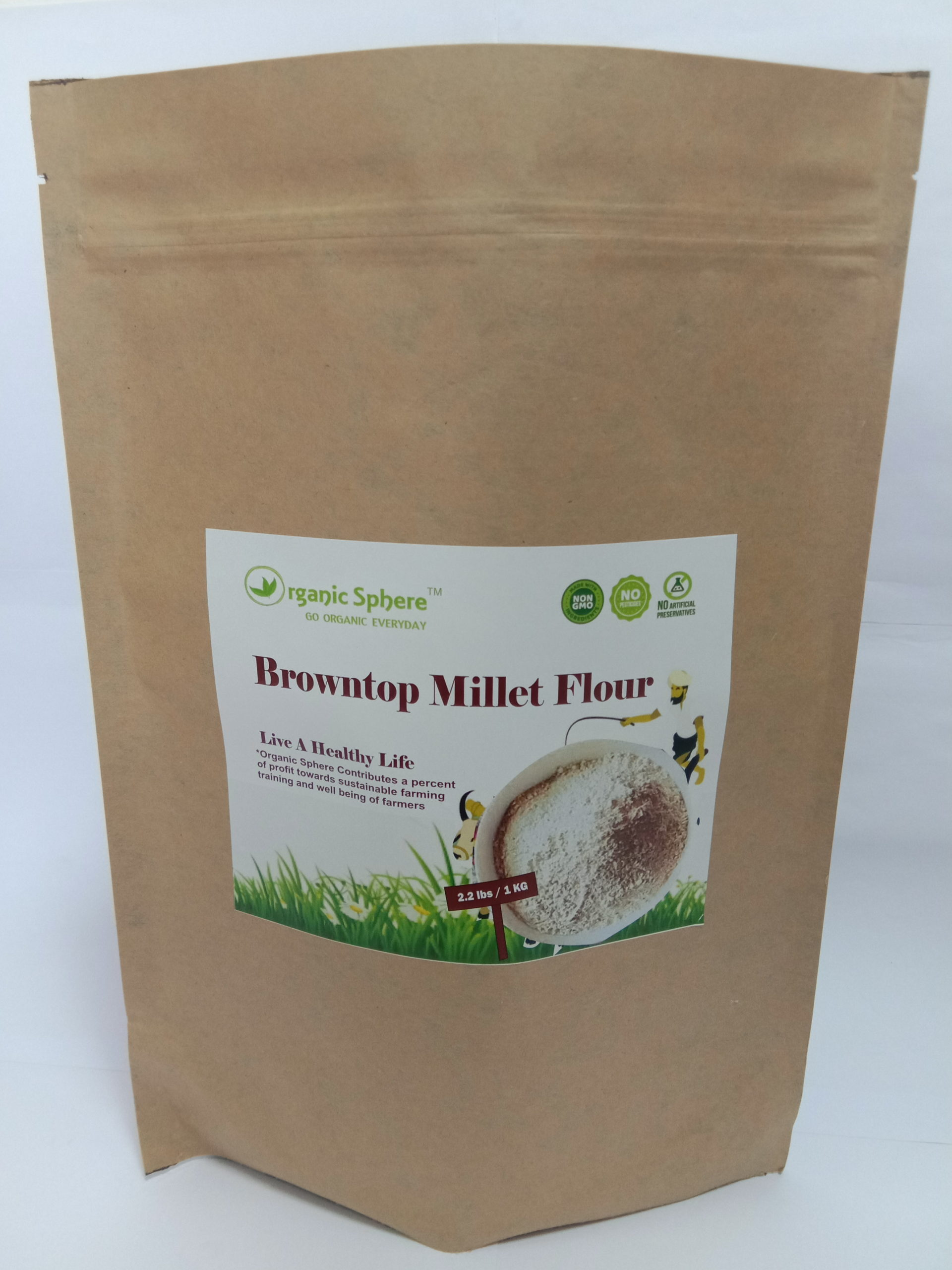 Millets in USA