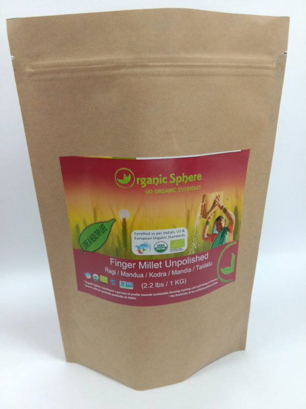 Finger Millet Whole in USA