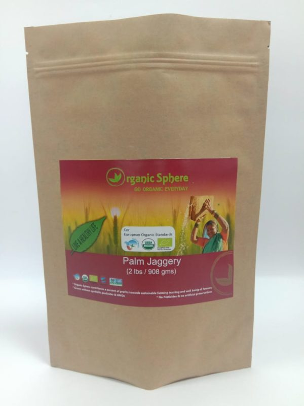 Palm Jaggery in USA