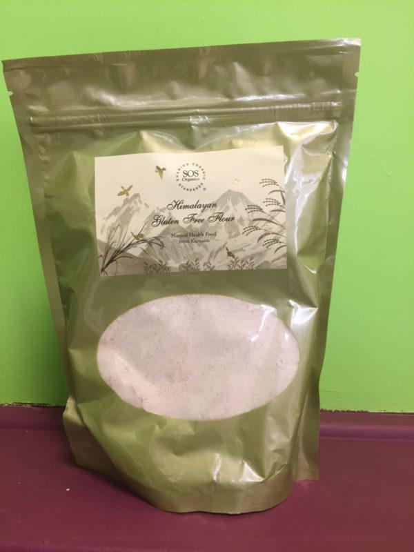 Himalayan Flour in USA