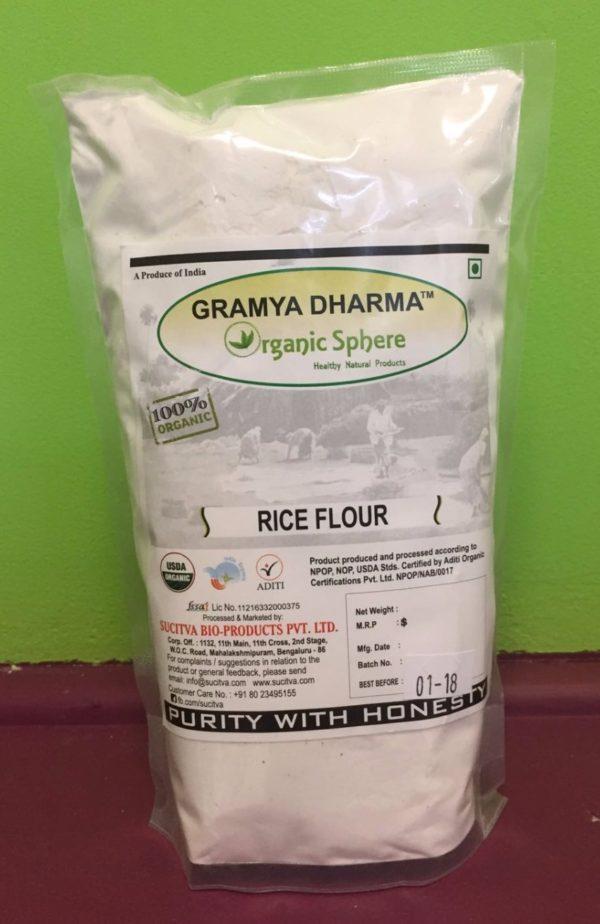 Organic Flour in USA