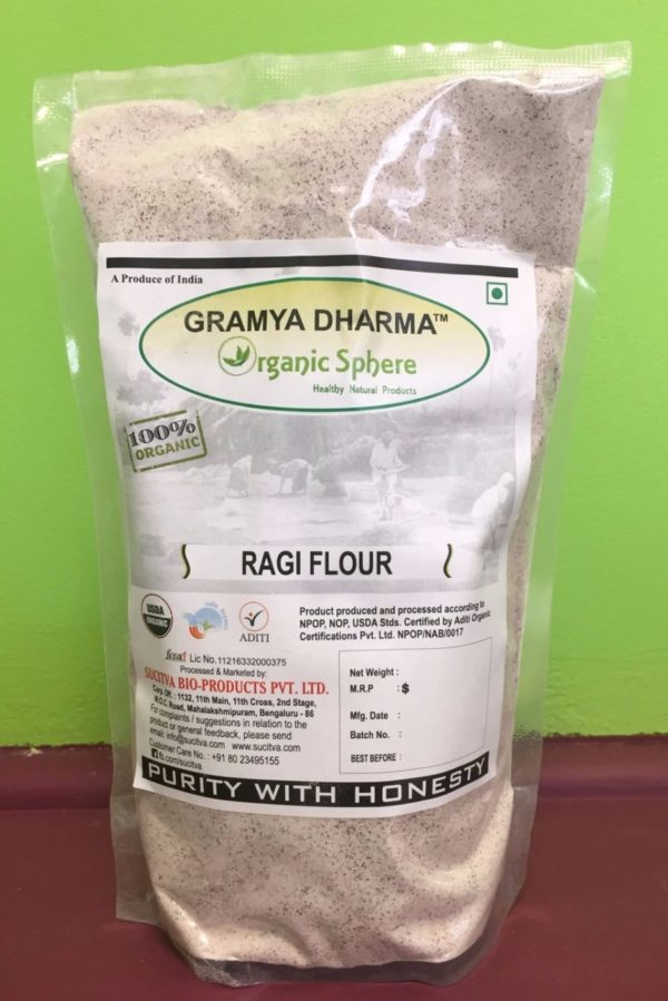 Ragi Flour in USA