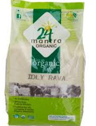 Organic Idly Rava in USA