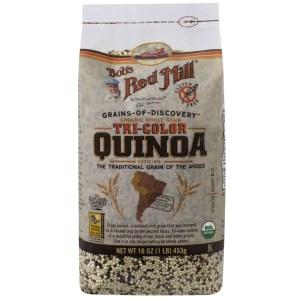 Whole Grain Quinoa in USA
