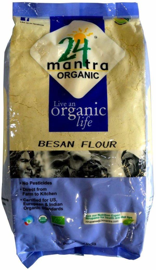 Organic Besan flour in USA